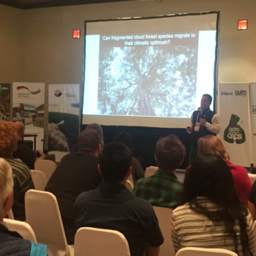 Coordinador de Biodiversidad de CONDESAN fue ponente de Charla Magistral en la XXV Conferencia Internacional de Osos