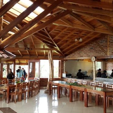 Yunguilla inaugura su restaurante para continuar promoviendo el turismo, la producción y el consumo responsable en el Bosque Nublado de Quito