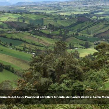 Concurso de emprendimientos en Ecuador catapulta la conformación de una red de turismo sostenible en un área de conservación