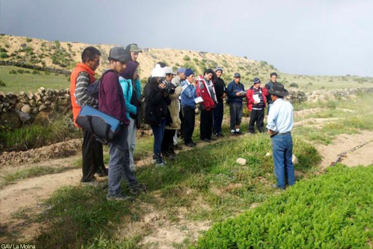 Experiencia de Mountain EVO en Huamantanga Perú es reconocida como historia de impacto internacional