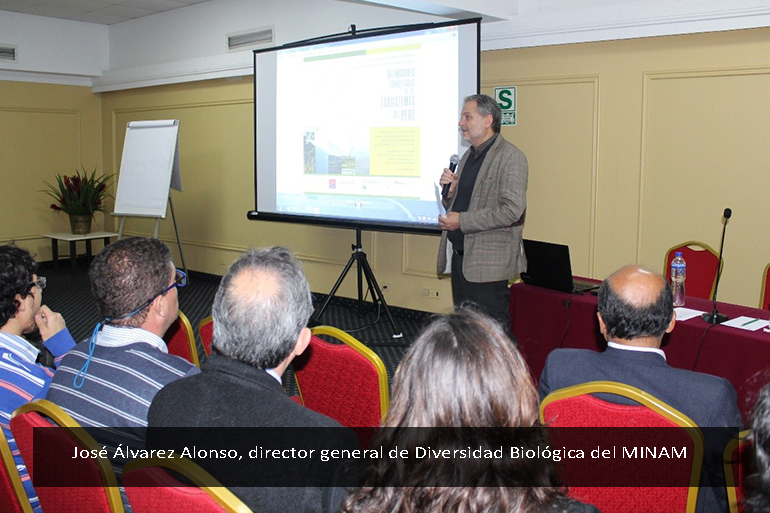 """Ministerio del Ambiente del Perú y CONDESAN presentaron el documento: """"Definiciones Conceptuales de los Ecosistemas del Perú"""""""