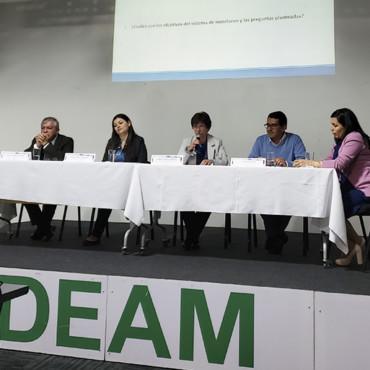HACIA UN SISTEMA INTEGRADO DE MONITOREO EN COLOMBIA