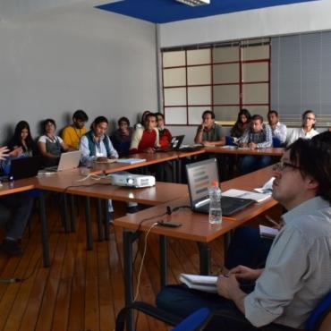 Avanza el proceso de construcción del Plan Especial para el Territorio de la Mancomunidad del Chocó Andino