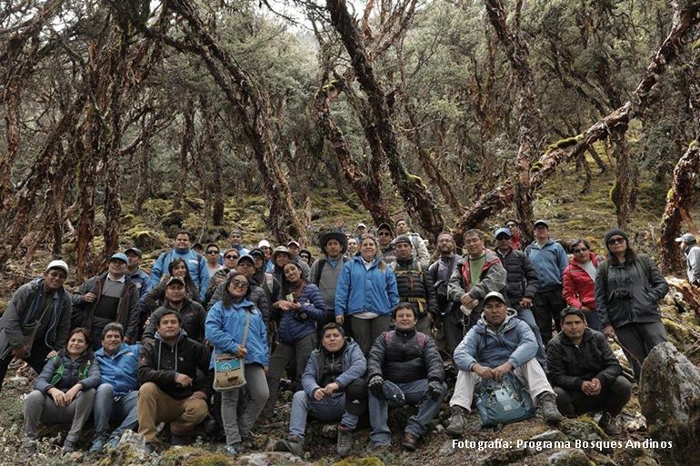 """Se realizó en Abancay Apurímac el taller """"Hacia una evaluación efectiva del impacto de los Mecanismos de Retribución por Servicios Ecosistémicos (MRSE) en ecosistemas de montaña"""""""