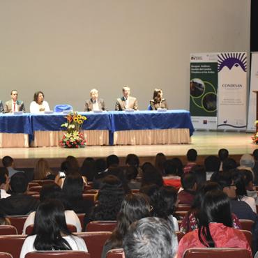El Programa Bosques Andinos y sus aliados presentaron actividades de restauración desde diversas perspectivas