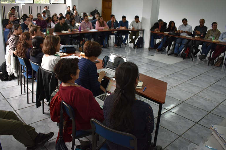 PRIORIDADES DE INVESTIGACIÓN PARA LA RESTAURACIÓN Y CONSERVACIÓN DE ECOSISTEMAS EN ECUADOR