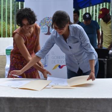 La Red de Bosques Escuela de la Mancomunidad del Chocó Andino obtiene el respaldo del Ministerio de Educación de Ecuador