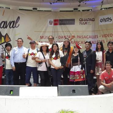 Segunda edición del Carnaval por las Montañas se realizó con éxito en Perú