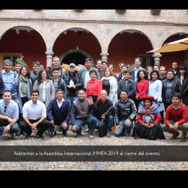 Red internacional de socios locales y académicos de la iMHEA se reunieron en Cusco para compartir avances y desafíos del monitoreo hidrológico en la región andina