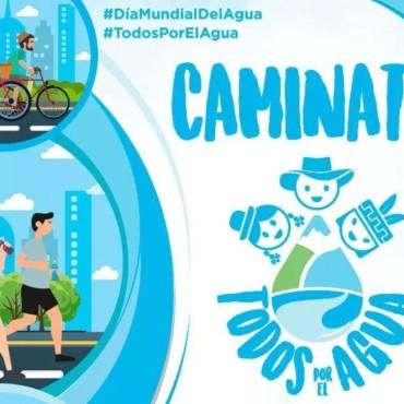 """PERÚ: Participa en la """"Caminata por el agua"""" este domingo 17 de marzo"""