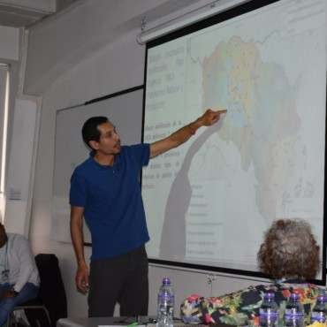 La experiencia de la Mancomunidad del Chocó Andino es ponencia en el XVII Encuentro de Geógrafos de América Latina