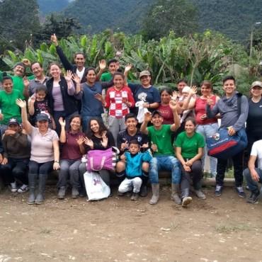 Jóvenes del Chocó Andino intercambian experiencias sobre turismo comunitario