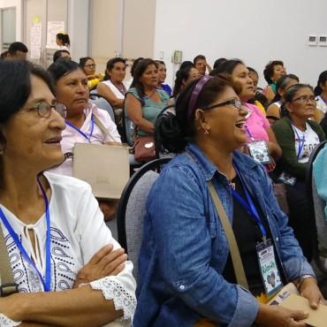 """Generar mecanismos para la participación igualitaria de las mujeres en la gestión del agua es el objetivo principal del Taller Macrorregional """"Hombres y Mujeres Gestionando el Recurso Hídrico"""" en Tarapoto"""