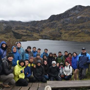 11 funcionarios peruanos recibieron especialización de alto nivel en ecohidrología y trazadores ambientales en Cuenca, Ecuador