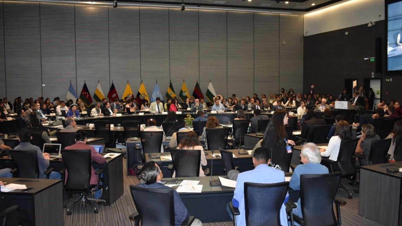 Celebración del primer aniversario la declaratoria de Reserva de Biósfera del Chocó Andino de Pichincha