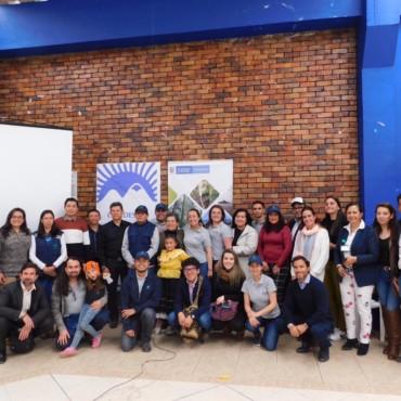 Lanzamiento del Proyecto AICCA en Colombia