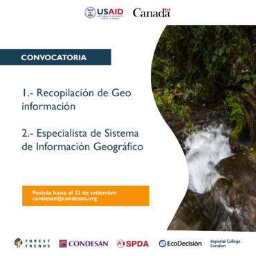 Convocatoria: Proyecto INSH – Perú