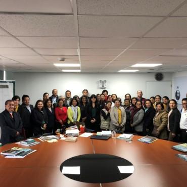 """Proyecto Adaptación a los impactos del cambio climático en recursos hídricos en los Andes (AICCA) realiza Taller: """"Colocándonos los Lentes de Igualdad de Género e Interculturalidad frente al Cambio Climático en Agricultura"""""""