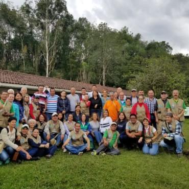 Condesan presentó experiencia Perú en Infraestructura Natural para la Seguridad Hídrica y avances de los Consejos de Recursos  Hídricos de Cuencas en Colombia