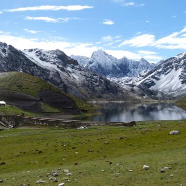 Proyecto de recuperación de servicios ecosistémicos hídricos mejorará 3 mil hectáreas de suelo y ayudará a la reactivación económica en comunidades  altoandinas en Huaral