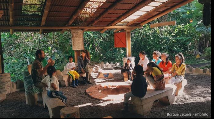 Bosques Escuela: compartiendo propuestas para una nueva educación
