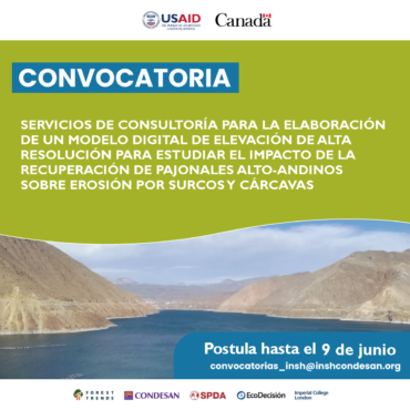 Convocatoria INSH – Perú