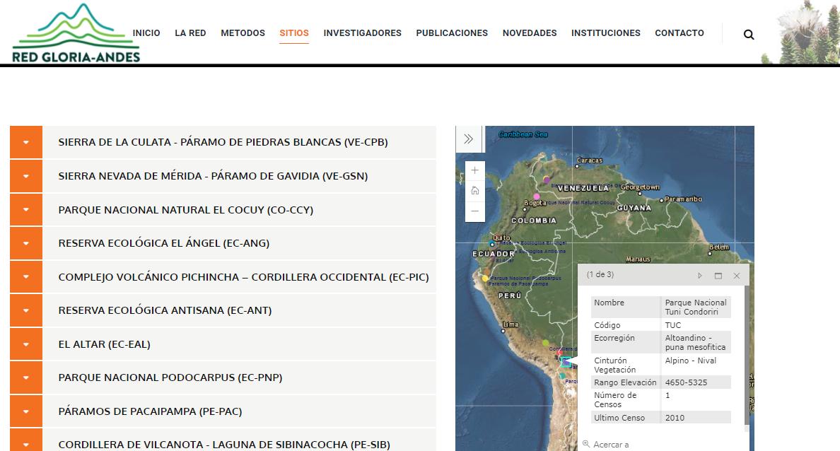 Nuestra información geográfica a disposición de públicos diversos