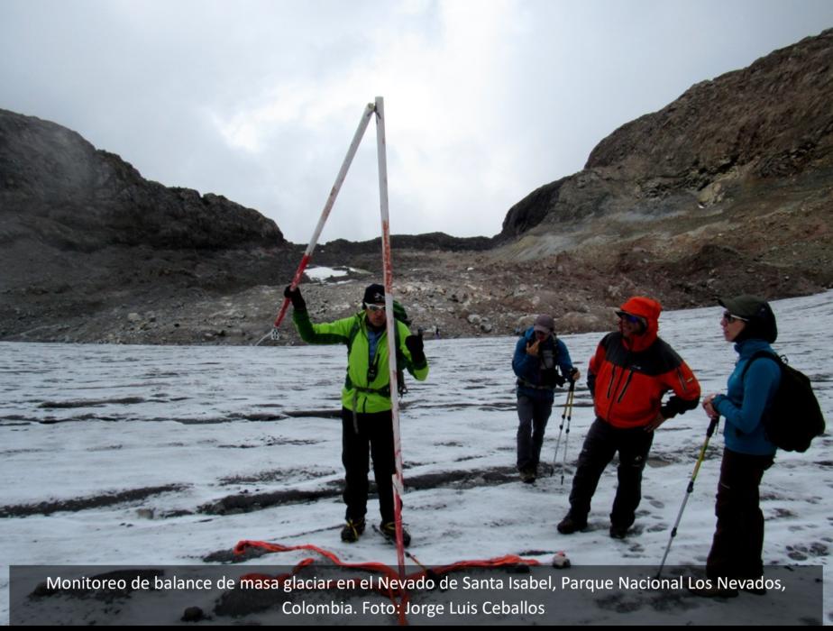 Avances en el Programa Piloto de la Estrategia de Monitoreo Integrado de Ecosistemas de Alta Montaña en Colombia (EMA)