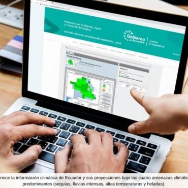 Una herramienta sobre amenazas climáticas provinciales